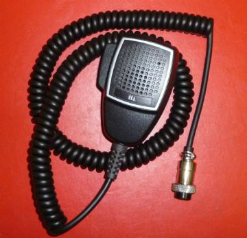 MIC FOR TTI 660 770 880 & others CB RADIO 6 PIN 6 WIRE MIC (2 CHANNEL BUTTONS)